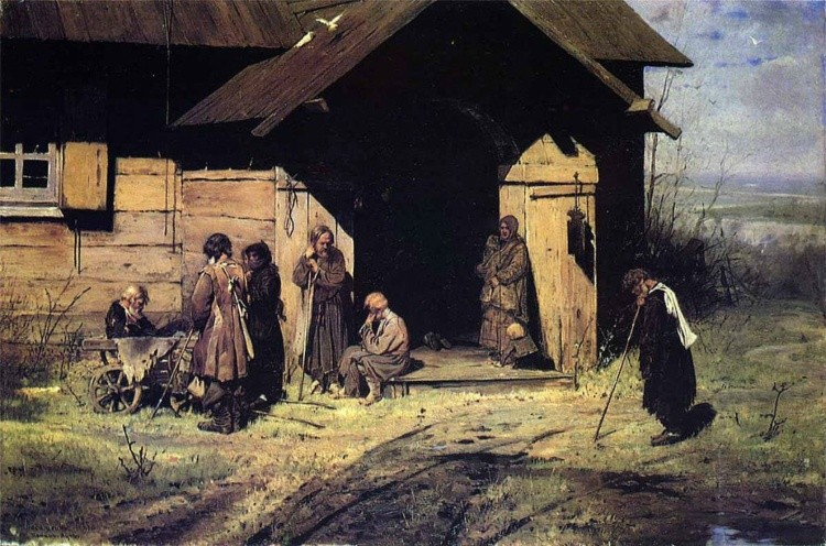 художник Николай Касаткин картины – 09