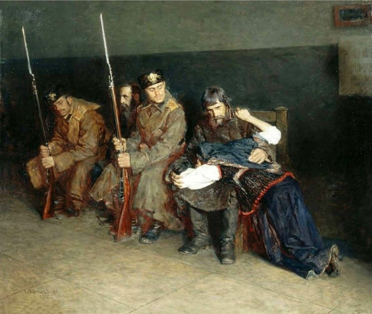 художник Николай Касаткин картины – 10