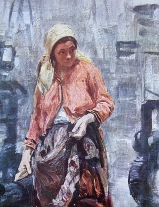 художник Николай Касаткин картины – 18