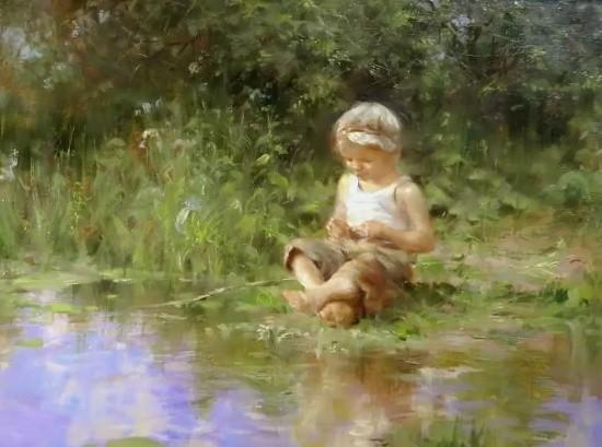 художник Николай Козленко картины – 09