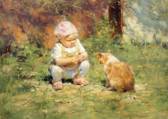 художник Николай Козленко картины – 12