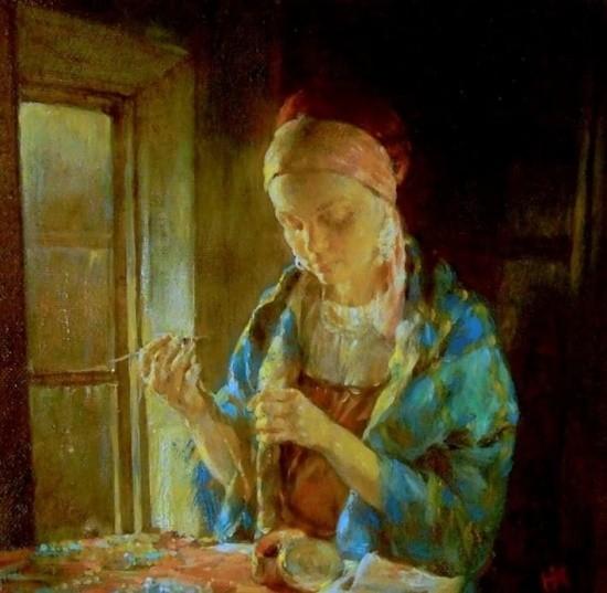 художник Николай Козленко картины – 31