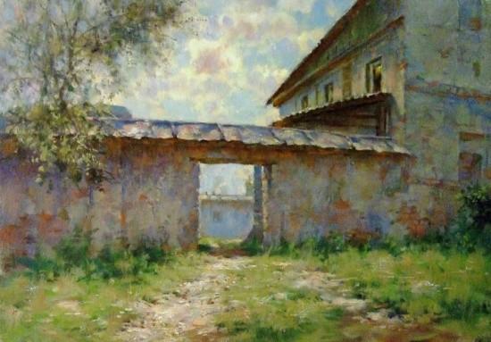 художник Николай Козленко картины – 33