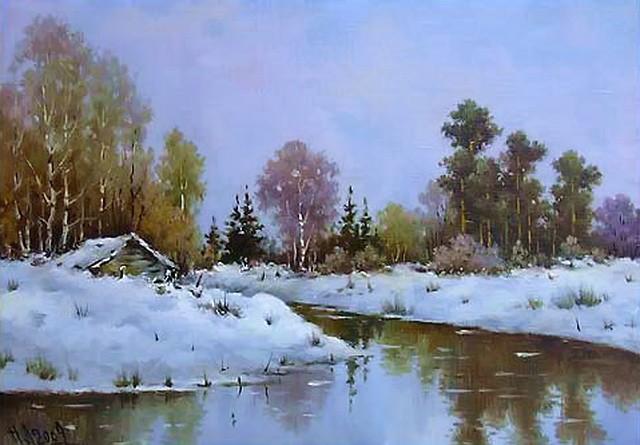 художник Николай Луговенко (Lugovenko Nicholas) картины – 02