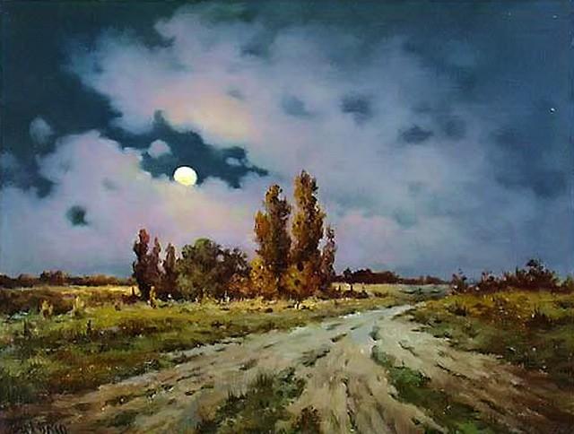 художник Николай Луговенко (Lugovenko Nicholas) картины – 06