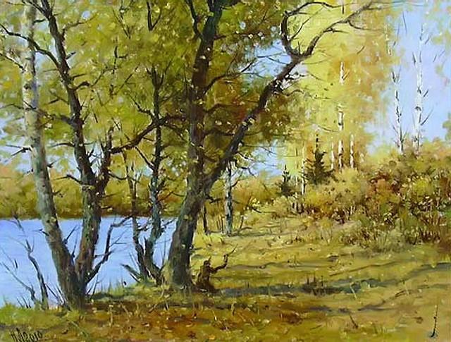 художник Николай Луговенко (Lugovenko Nicholas) картины – 07