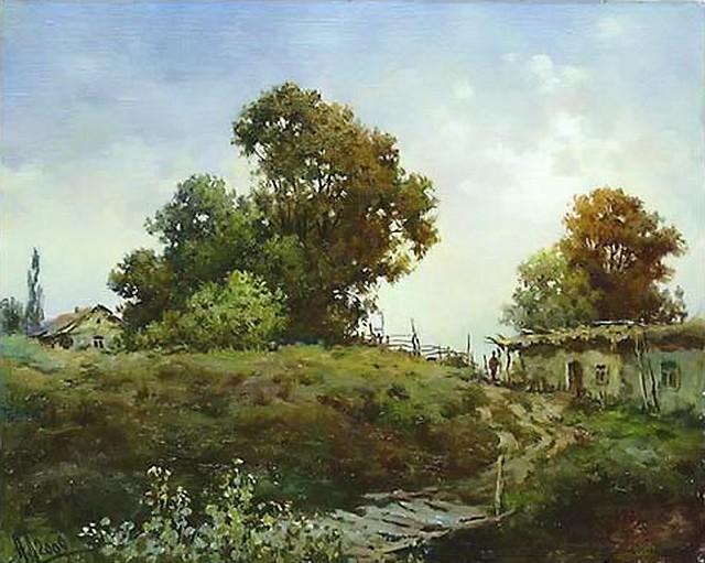 художник Николай Луговенко (Lugovenko Nicholas) картины – 08