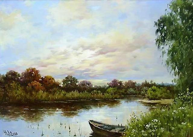 художник Николай Луговенко (Lugovenko Nicholas) картины – 09