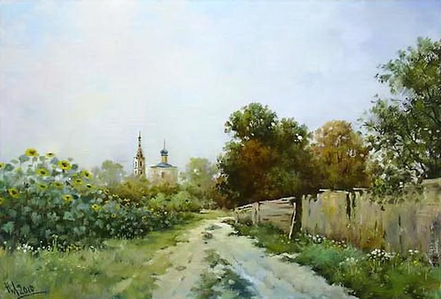 художник Николай Луговенко (Lugovenko Nicholas) картины – 10