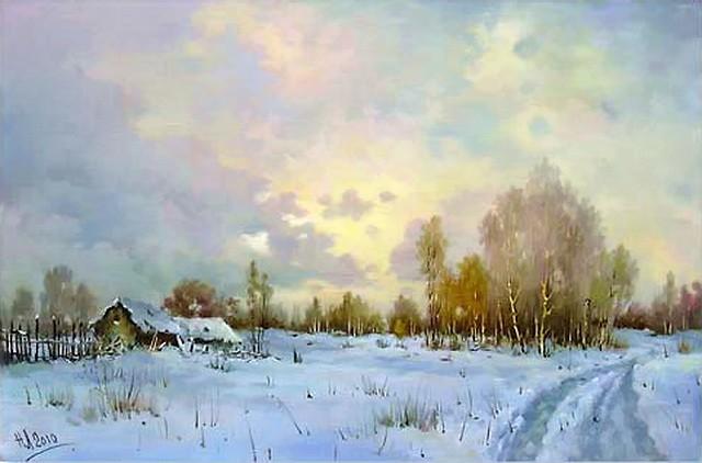 художник Николай Луговенко (Lugovenko Nicholas) картины – 11