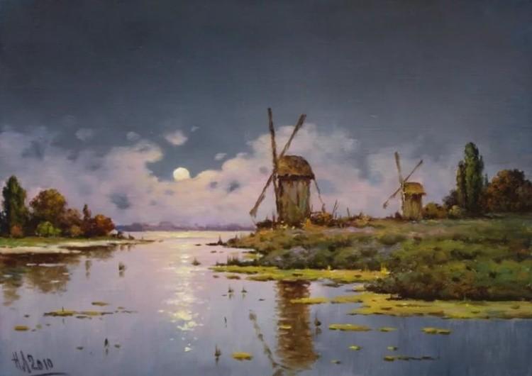 художник Николай Луговенко (Lugovenko Nicholas) картины – 14