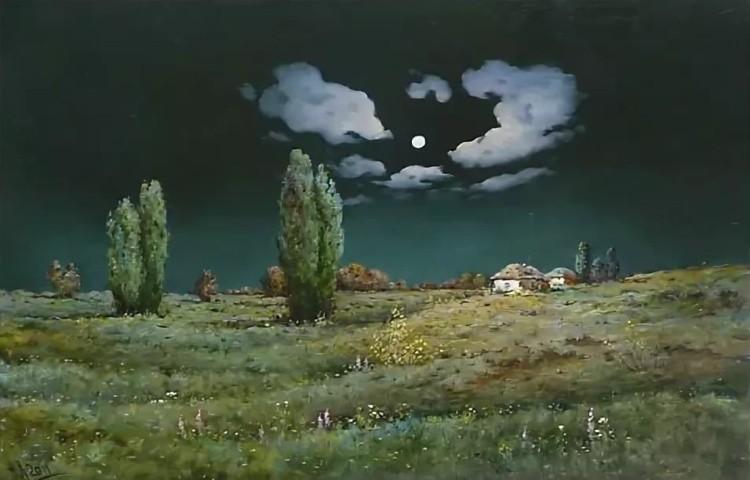 художник Николай Луговенко (Lugovenko Nicholas) картины – 15