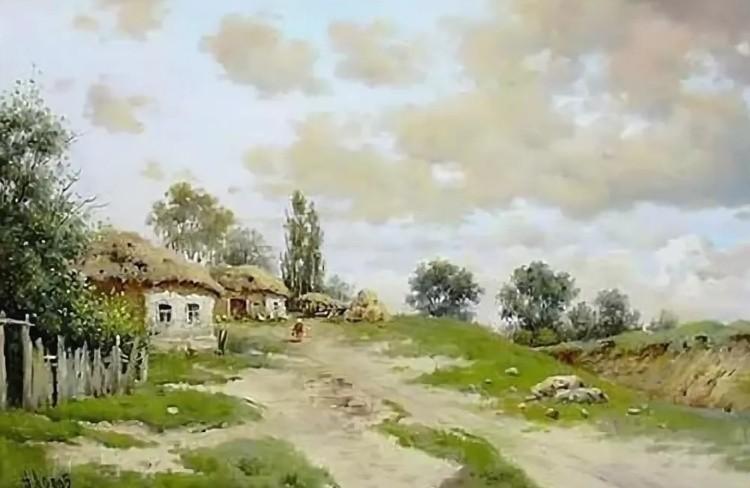 художник Николай Луговенко (Lugovenko Nicholas) картины – 16