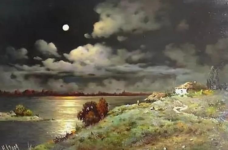 художник Николай Луговенко (Lugovenko Nicholas) картины – 17