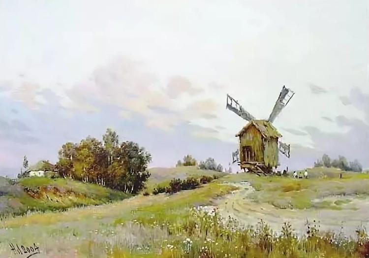 художник Николай Луговенко (Lugovenko Nicholas) картины – 18