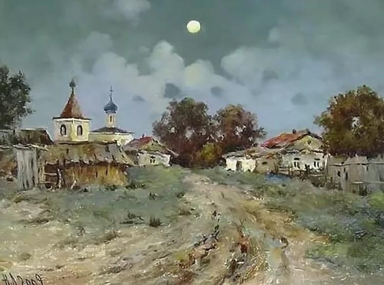 художник Николай Луговенко (Lugovenko Nicholas) картины – 19