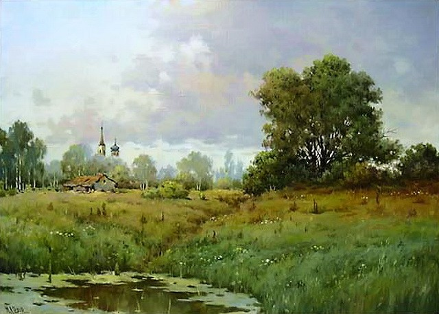 художник Николай Луговенко (Lugovenko Nicholas) картины – 20
