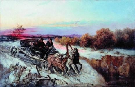 художник Николай Сверчков картины – 06