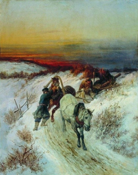 художник Николай Сверчков картины – 13