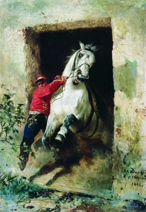 художник Николай Сверчков картины – 16