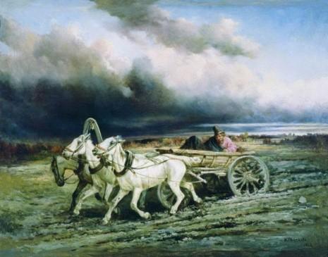 художник Николай Сверчков картины – 19