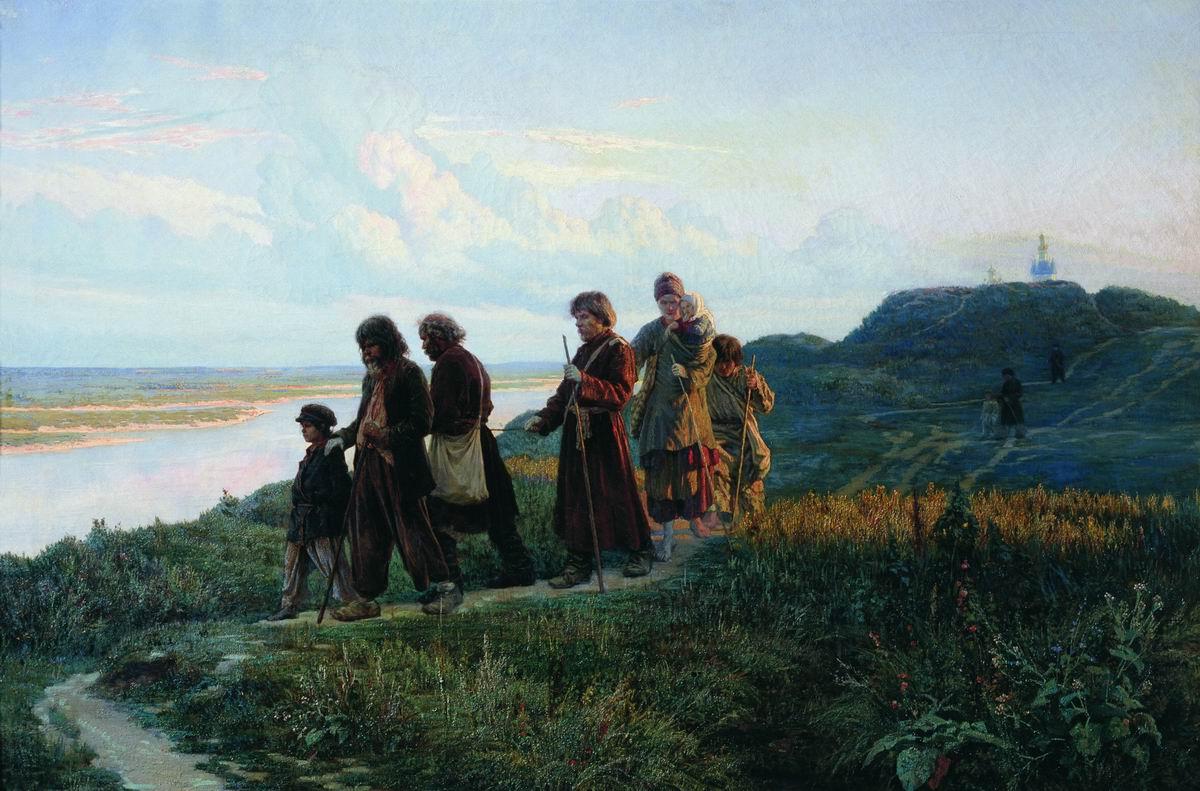 Художник Николай Ярошенко (1846 — 1898). Совесть товарищества передвижников