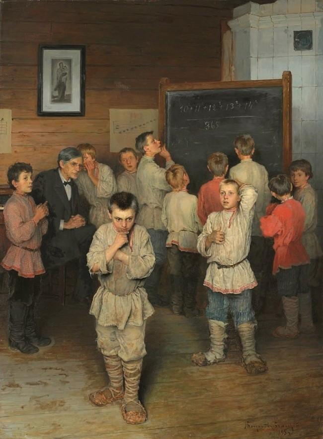 художник Николай Богданов – Бельский картины – 07