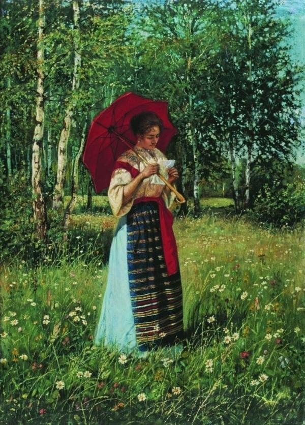 художник Николай Богданов – Бельский картины – 08