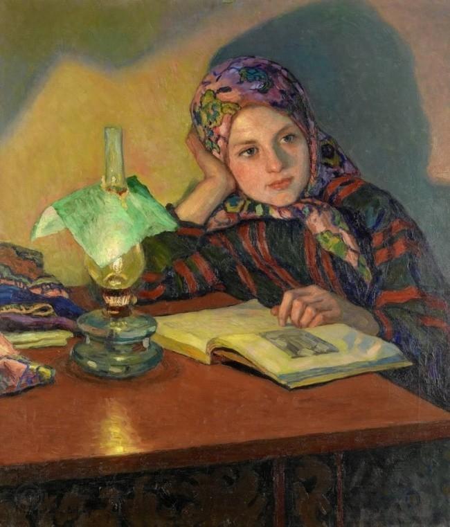 художник Николай Богданов – Бельский картины – 12