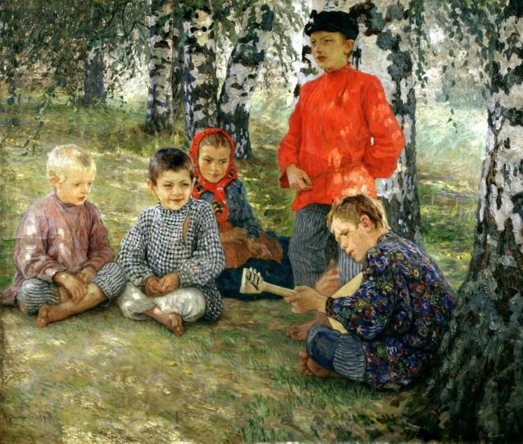 художник Николай Богданов – Бельский картины – 16