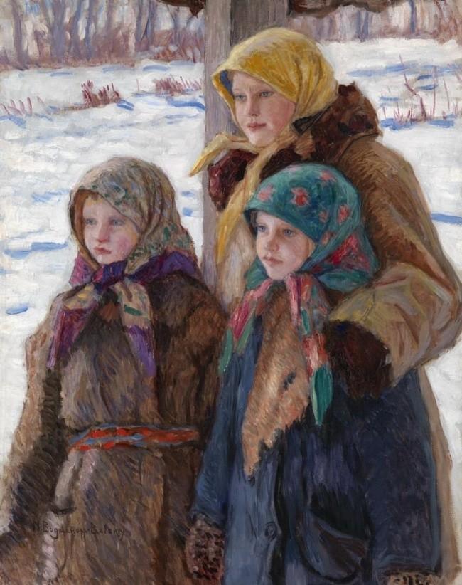 художник Николай Богданов – Бельский картины – 18