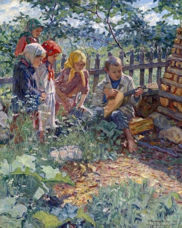 художник Николай Богданов – Бельский картины – 23