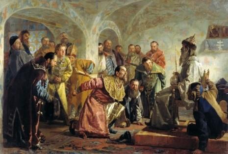 художник Николай Неврев картины – 07