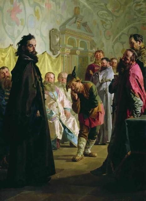 художник Николай Неврев картины – 15