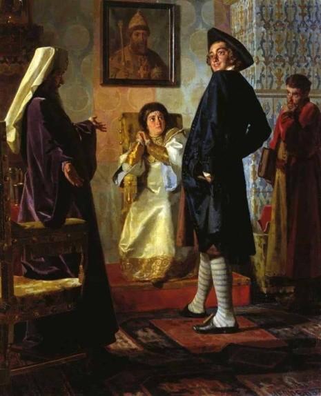 художник Николай Неврев картины – 16