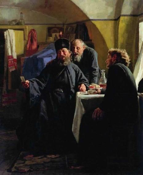 художник Николай Неврев картины – 18