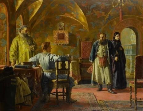 художник Николай Неврев картины – 23