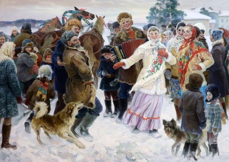 художник Олег Бороздин картины – 01