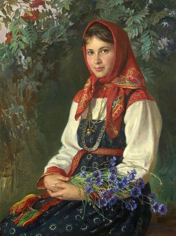 художник Олег Бороздин картины – 16
