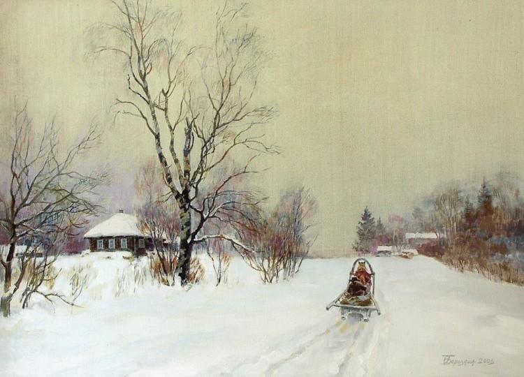 художник Олег Бороздин картины – 18