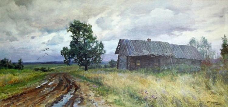художник Олег Бороздин картины – 19