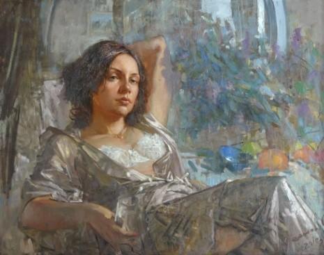 художник Олег Леонов картины – 05