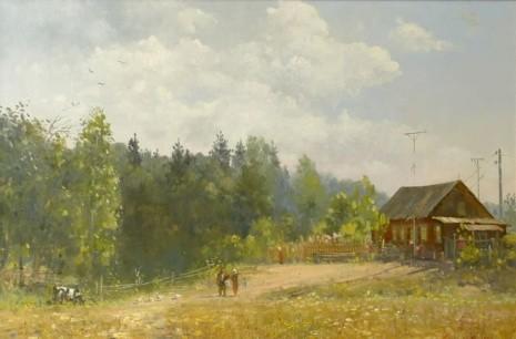 художник Олег Леонов картины – 08