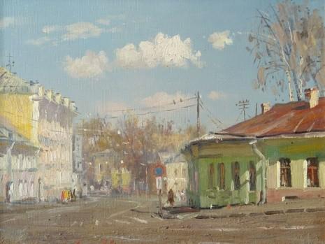 художник Олег Леонов картины – 09