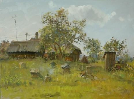 художник Олег Леонов картины – 12