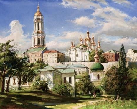 художник Олег Турчин (Oleg Turchin) картины – 24