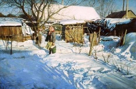 художник Олег Турчин (Oleg Turchin) картины – 26