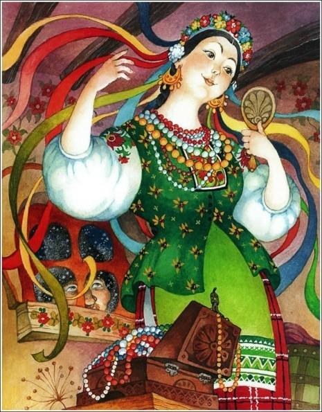 художник Ольга Ионайтис иллюстрации – 04