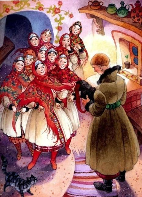 художник Ольга Ионайтис иллюстрации – 05