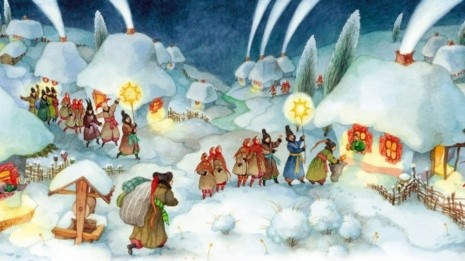 художник Ольга Ионайтис иллюстрации – 10